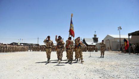 militari romani in afganistan doi