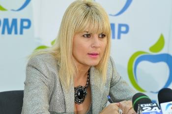 Elena Udrea anunță că va fi Primă Doamnă