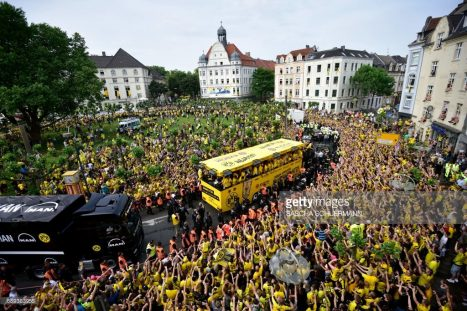 getty images dortmund
