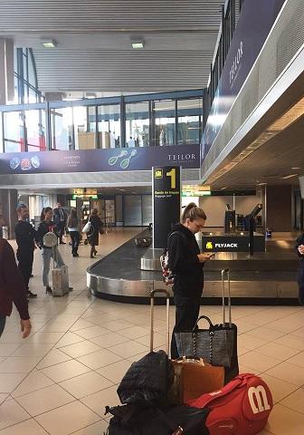 halep aeroport